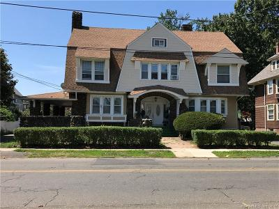 West Haven Single Family Home For Sale: 538 Washington Avenue