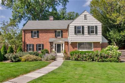 West Hartford Single Family Home For Sale: 327 North Steele Road