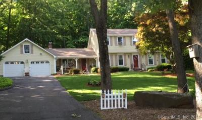 Southington Single Family Home For Sale: 77 Lee Drive