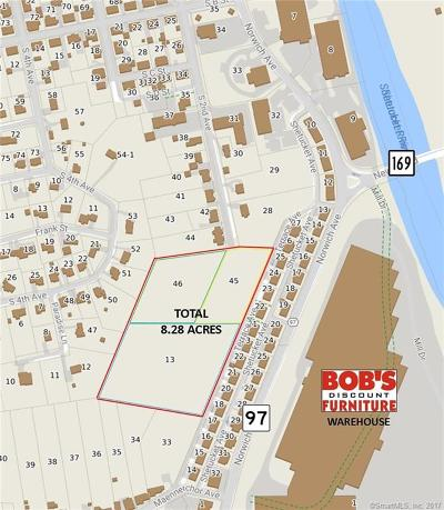 Norwich Residential Lots & Land For Sale: 142 South 2nd Avenue