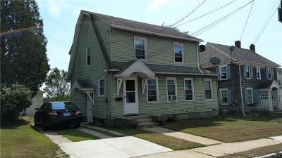 New London Single Family Home For Sale: 32 Henry Street