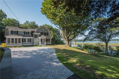 Old Lyme Single Family Home For Sale: 41-1 Neck Road