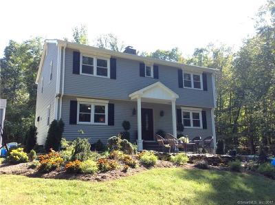 Portland Single Family Home For Sale: 152 Jobs Pond Road