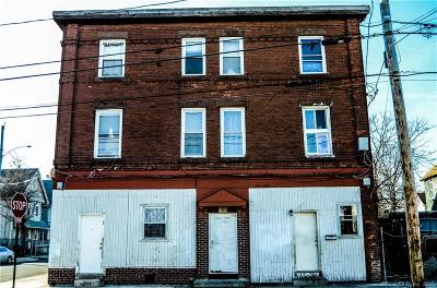 Bridgeport Multi Family Home For Sale: 1167 Pembroke Street