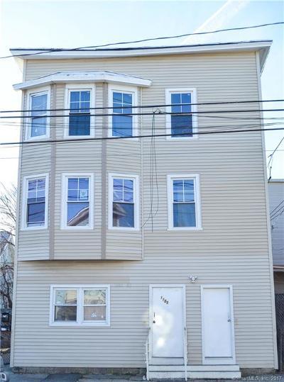 Bridgeport Multi Family Home For Sale: 1183 Pembroke Street
