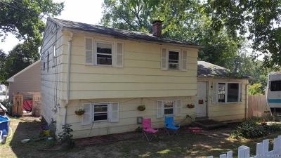 Milford CT Single Family Home For Sale: $209,900
