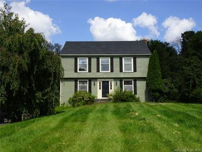 Woodbury Single Family Home For Sale: 183 Church Hill Road