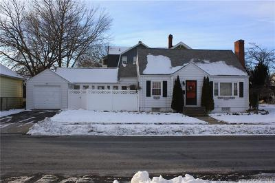 West Hartford Single Family Home For Sale: 35 Ahern Street