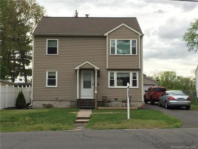 Plainville Single Family Home For Sale: 17 Franklin Avenue
