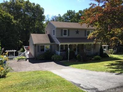 Hamden Single Family Home For Sale: 135 Perry Road