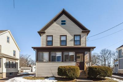 Wethersfield Single Family Home For Sale: 47 McMullen Avenue