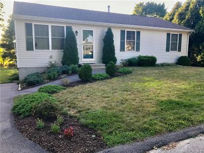 Stonington Single Family Home For Sale: 11 Race Street