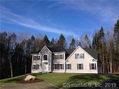Canton Single Family Home For Sale: 10 Mountain Springs