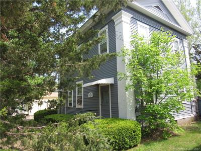 Haddam Condo/Townhouse For Sale: 5 Candlewood Hill Road #D