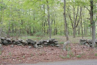 Tolland County, Windham County Residential Lots & Land For Sale: 6 North Wormwood Hill Road