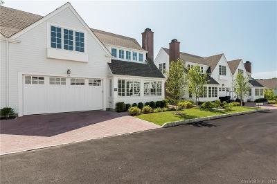 Darien Condo/Townhouse For Sale: 63 Kensett Lane