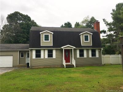 Old Lyme Single Family Home For Sale: 3 Meadow Lane