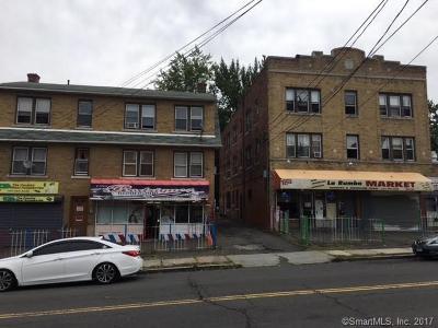 Hartford Multi Family Home For Sale: 116 Hillside Avenue