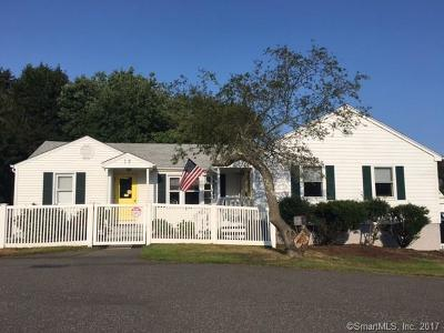 Old Saybrook Single Family Home For Sale: 18 King Street
