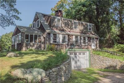 Old Lyme Single Family Home For Sale: 41-2 Neck Road