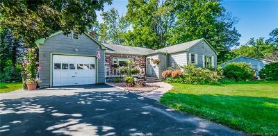 West Hartford Single Family Home For Sale: 67 Iroquois Road