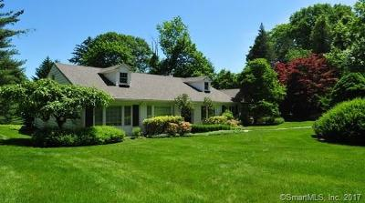 Fairfield County Single Family Home For Sale: 45 Doubling Road