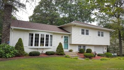 Wolcott Single Family Home For Sale: 51 Sandy Lane