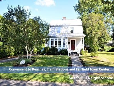 Fairfield Single Family Home For Sale: 26 Southfield Road