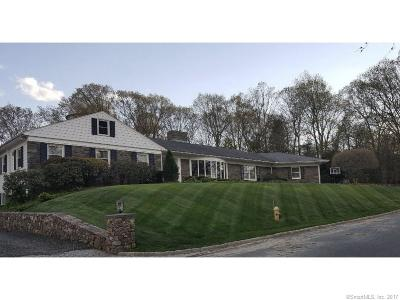 Waterbury Single Family Home For Sale: 309 Forest Ridge Road