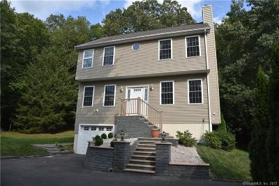 Shelton Single Family Home For Sale: 23 Middle Avenue
