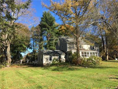 Orange Single Family Home For Sale: 706 Orange Center Road