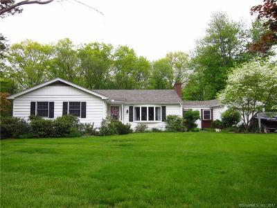 Bloomfield Single Family Home For Sale: 1 Hiram Lane