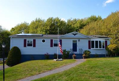 Wolcott Single Family Home For Sale: 245 Long Swamp Road