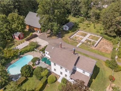 Guilford Single Family Home For Sale: 316 Little Meadow Road