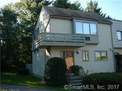 Meriden Condo/Townhouse For Sale: 262 Sterling Village (Kestevan) Court #262