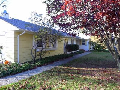 Naugatuck Single Family Home For Sale: 170 Allerton Road