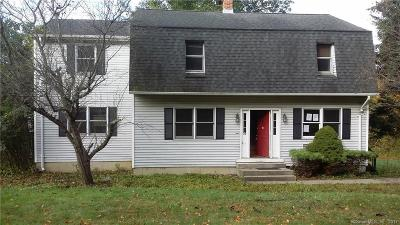 Watertown Single Family Home For Sale: 5 Plungis Road