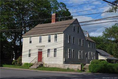 Stonington Single Family Home For Sale: 46-48 Main Street