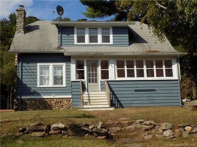 Bristol Single Family Home For Sale: 221 Mercier Avenue
