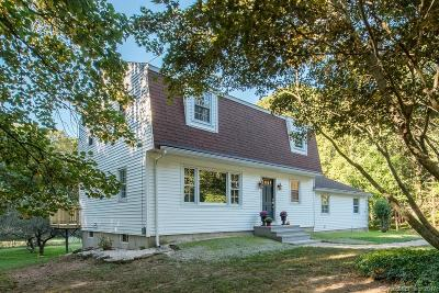 Old Lyme Single Family Home For Sale: 19 Champlain Drive