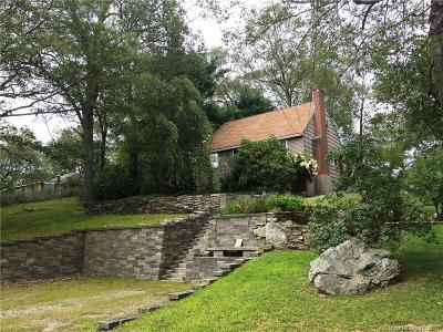 Hebron Single Family Home For Sale: 139 Hillcrest Drive