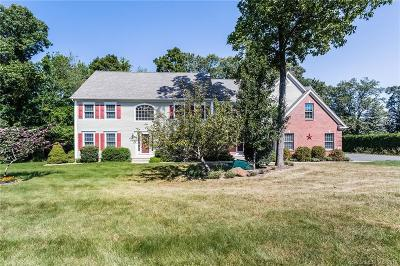 Southington Single Family Home For Sale: 69 Valley View Court