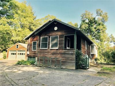 Southbury Single Family Home For Sale: 33 Housatonic Trail