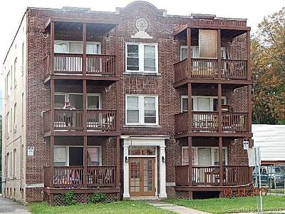 Hartford Multi Family Home For Sale: 149 Sisson Avenue