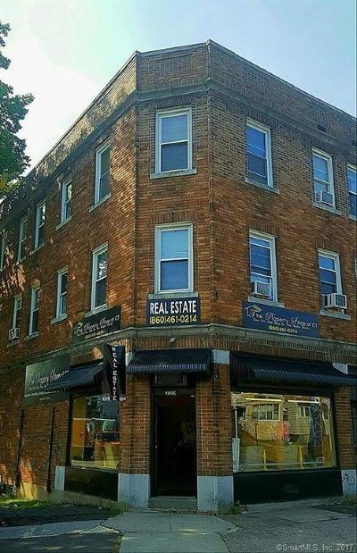 Hartford Multi Family Home For Sale: 235 Preston Street