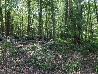 Tolland County, Windham County Residential Lots & Land For Sale: 156 Wheeling Road