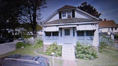 Waterbury Single Family Home For Sale: 3 Southwick Avenue