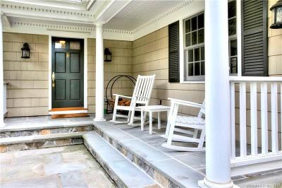 Fairfield County Single Family Home For Sale: 12 Dellwood Road