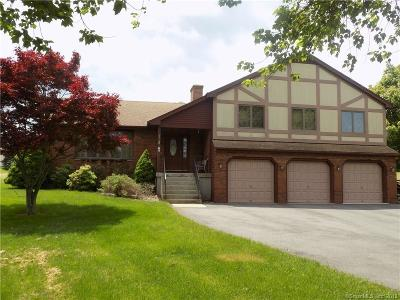 Bristol Single Family Home For Sale: 67 Old Cider Mill Road