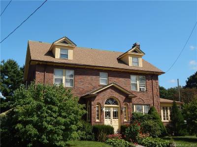 Waterbury Single Family Home For Sale: 118 Clinton Street